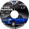 Thumbnail PX RANGER 2011 2012 2013 DIESEL WORKSHOP MANUAL