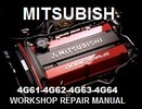 Thumbnail MITSUBISHI 4G61 4G62 4G63 4G64 REPAIR MANUAL