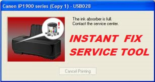 Product picture CANON PIXMA IP4900 IP4950 SERVICE TOOL INK ABSORBER FULL FIX